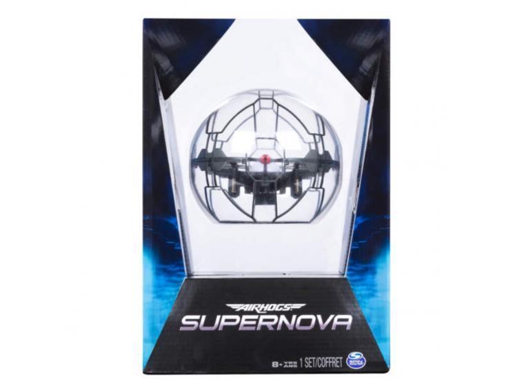Airhogs Supernova Indoor Quadrocopter Handsteuerung Drohne Spielzeug