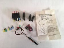 AMERICAN TORTOISE INC. N Gauge Train. (7) Remote Control Track Switches. New