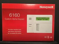 Honeywell 6160 Keypad Vista Series 10-15-20p-21ip