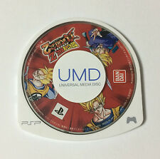 USED PSP Disc Only Dragon Ball Z Shin Budokai 2 JAPAN Sony PlayStation Portable