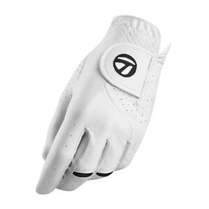 TaylorMade-2019-Stratus-Tech-Leather-All-weather-Golf-Glove-all-sizes