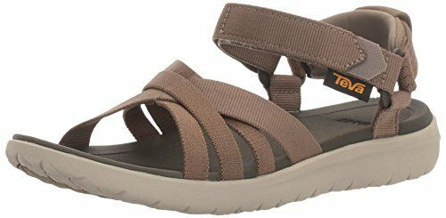 80a6dcd87142 Teva Womens Sandals Sanborn Sandal Walnut Size 7 for sale online