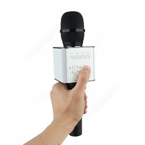MicGeek Q9S Wireless Microphone KTV Karaoke Mic Handheld For IOS Android PC To