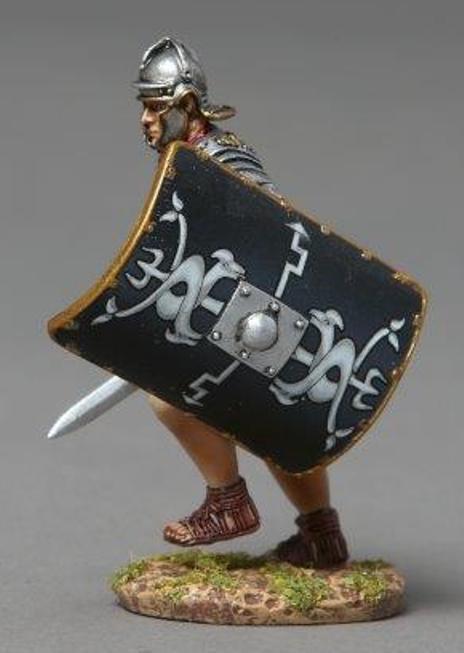 THOMAS GUNN ROMAN EMPIRE ROM084B 30TH LEGION ROMAN CHARGING MIB