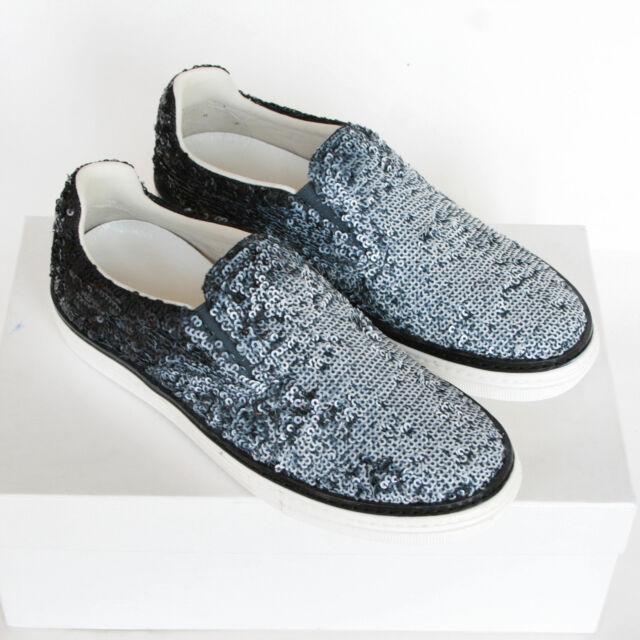 MAISON MARTIN MARGIELA sequin sneakers