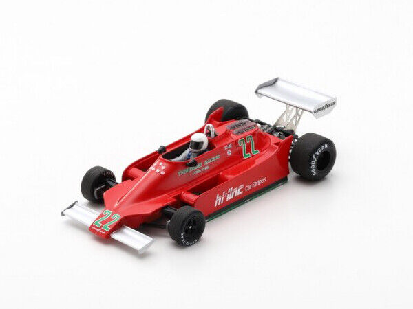 Spark Model 1:43 S3958 Ensign N179 F.1 #22 Long Beach GP 1979 D.Daly NEW