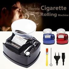 Best Sale Electric Cigarette Rolling Machine Tobacco Automatic Injector Maker HK