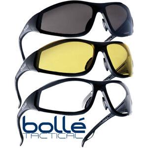 13b88e4af40b72 Lunettes Bollé Tactical Rogue verres de rechange soleil police ...