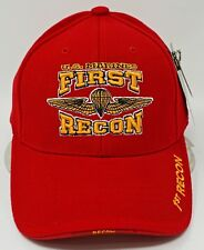 5215f5680a1 item 5 US MARINES 1ST RECON Cap Hat USMC United States MARINE CORPS U.S.  Military NWT -US MARINES 1ST RECON Cap Hat USMC United States MARINE CORPS  U.S. ...