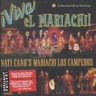 Viva El Mariache 0093074045923 by Nati Mariachi Los Camperos Cano CD