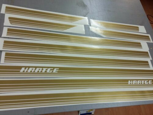 BMW 5 series e28 Hartge Style Decals