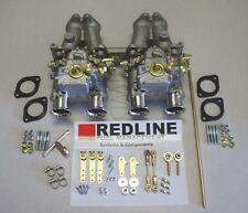 Dual 40 DCOE Weber Kit fits Datsun/Nissan L16/L18 engines 510, 521, 610,710,620