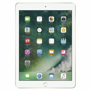 iPad 9.7 WiFi 32GB Gold