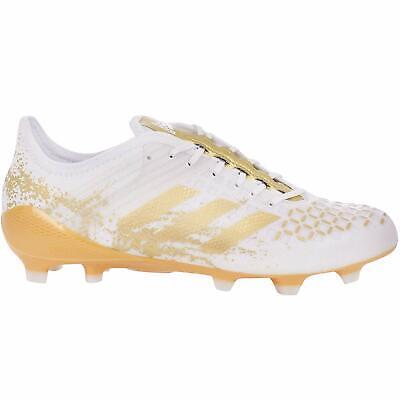 Aumentare Peeling Scala  adidas Men's Predator Malice Control Rugby Boots Gold White | eBay