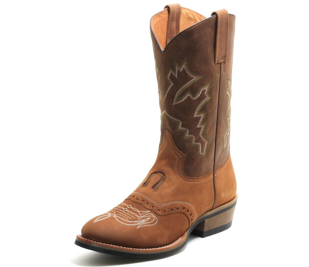 156 Bottes De Cowboy Western Westernreitstiefel D'Équitation Texas 43