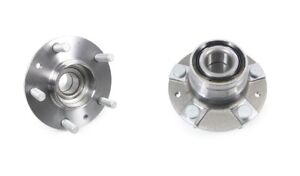 PAIR-2-Axle-Bearing-and-Hub-Assembly-fits-1993-2002-Mazda-626-MX-6-Mevotech