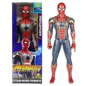 12-039-Marvel-Avengers-Infinity-War-Iron-Spider-Man-Power-FX-Port-Action-Figure-Toy