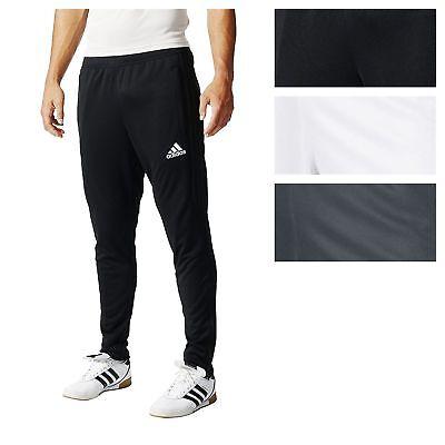 adidas Men's Tiro 17 Training Pants Athletic Soccer Slim Fit Training Joggers