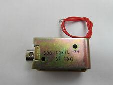 24V DC Pull Type Open Frame Solenoid SDO-1037L-240