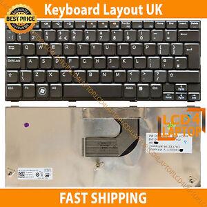 Detalles de Nuevo Dell Inspiron Mini 10 1012 1018 MMWR 2 0 MMWR 2 Teclado  De Laptop Reino Unido Layout- ver título original