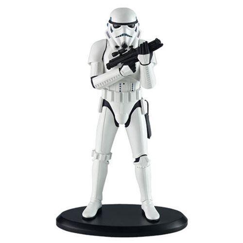 Estrella Wars De Stormtrooper De 7 1 2 Pulgadas Estatua De Porcelana (2º Versión) Attakus ¡ nuevo