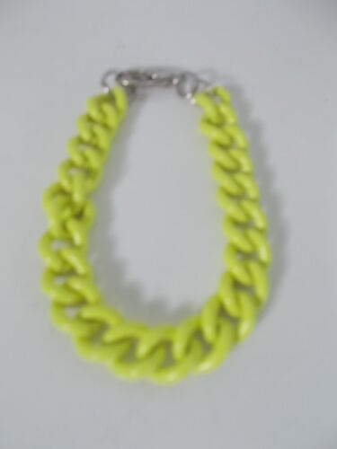 Banana Republic Neon Enamel Bracelet NWT $45