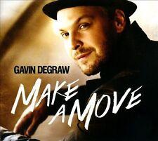 Make a Move [Digipak] by Gavin DeGraw (CD, Oct-2013, RCA)