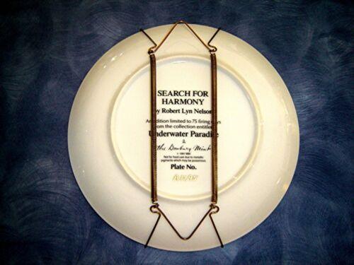 Van Hygan /& Smythe Plate Hanger BRADFORD Danbury DELPHI