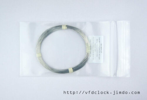 degree C Special-183℃ low melt temperature solder wire,dia.0.5mm,16 meter length