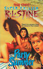 Party Summer by R. L. Stine (Paperback, 1991)