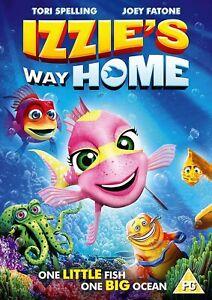 Izzie-039-s-Way-Home-DVD-2016-SEALED