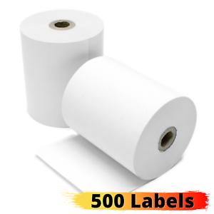 Direct Thermal Paper 4x6in Labels Printer Zebra//Eltron Price Code Maker 6 Rolls