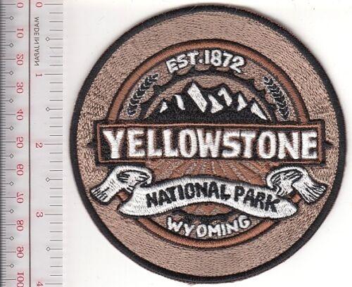 National Park Wyoming Yellowstone National Park Montana Idaho /& Wyoming