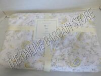 Pottery Barn Kids Pbk Baby Nursery Toddler Bed Quilt Vintage Yellow 36x50