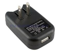 100-250V AC to USB Port Charger Power Adapter for GPS MP3 MP4 MP5 Spy Camera