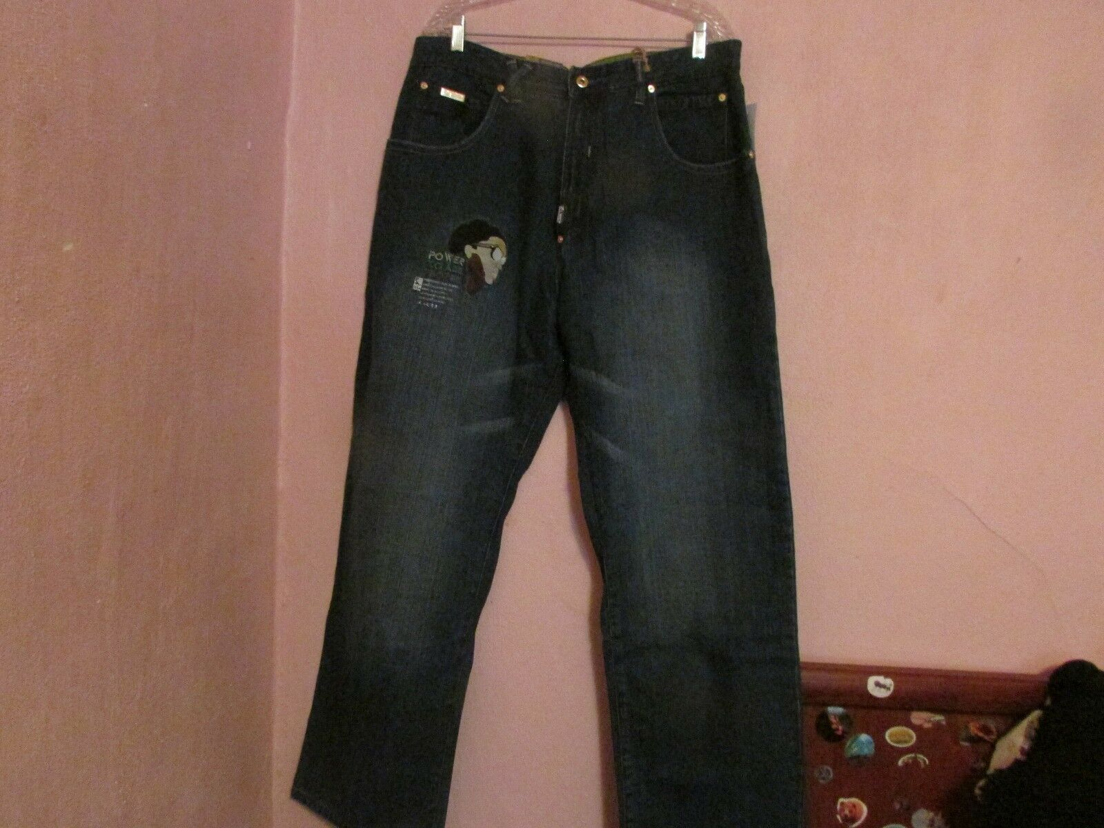 NWT MEN'S LRG blueE JEANS. SHARP & COMFORTABLE, 3 SIZES TO CHOOSE FROM.