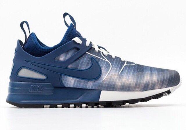 pretty nice 2bc16 521b2 Nike Air Pegasus 89 Tech (861893400) PRT Print Blue Running Shoe UK Size 6  (28) for sale online   eBay