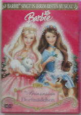 Barbie als Die Prinzessin und das Dorfmädchen (2007) DVD neuwertiger Zustand