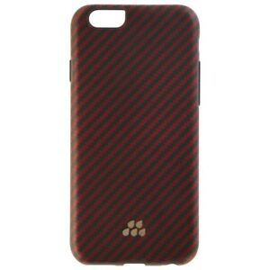 Evutec-Karbon-SI-Kozane-Series-Hybrid-Case-for-Apple-iPhone-6s-6-Red-Black