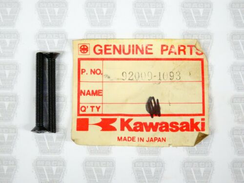 KZ ZX KZ1000 KZ750 KZ650 1980-86 Kawasaki NOS NEW 92009-1093 Screw 4x35 2