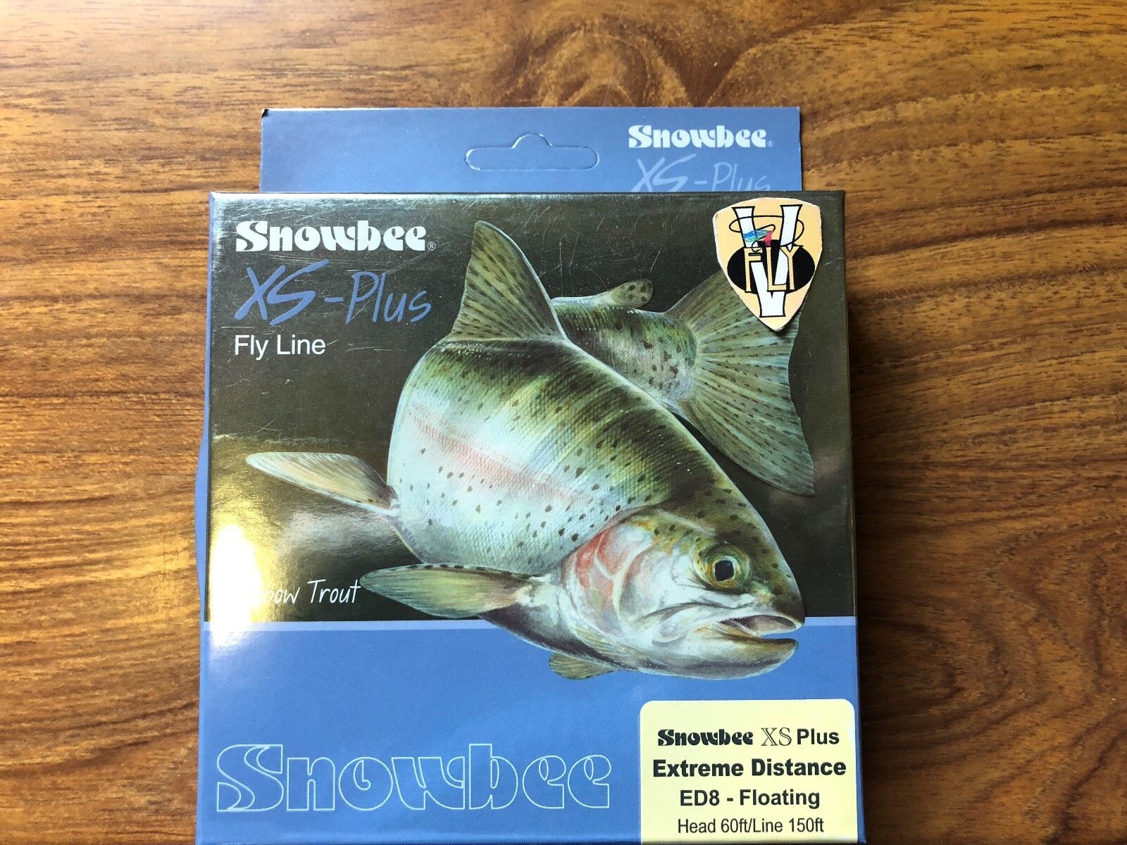 New  Snowbee XS Plus Extreme Distance Floating Trout Fly Line WF5 to 9  sell like hot cakes