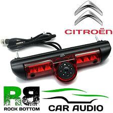 CITROEN Jumper Van 2006 On LED Brake Light & Rear View Reversing Camera CAM-CT1