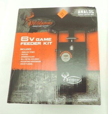 Wgi Innovations Ltd New in Box 6V Analog Feed Control,No TH-6VA