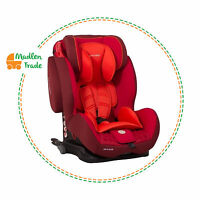 Car Seat Salsa Q Pro Equipped With Isofix And Top Tether 5-point Safety Belts