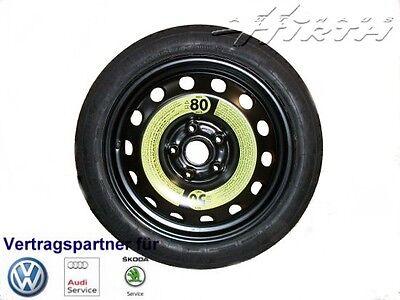Originales de VW notrad rueda de repuesto rueda de repuesto 125//90//16 16 pulgadas Beetle jetta