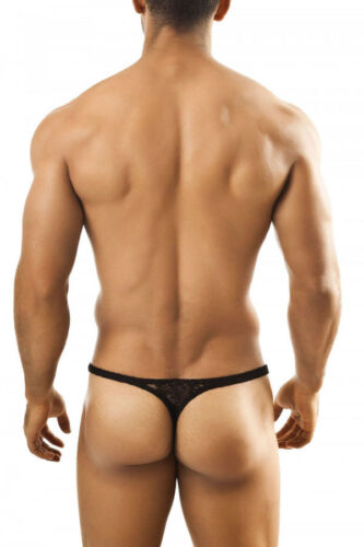 Limited Edition Joe Snyder Men/'s Lace Tanga Thong 2 Colors