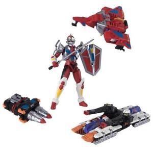 Bandai-Super-Mini-Pla-Gridman-the-Hyper-Agent-4pcs-Set-Candy-Toy-w-Tracking-NEW