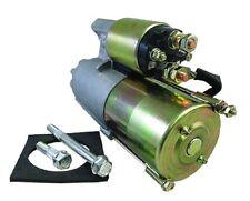 New SBC BBC CHEVY Mini Starter Motor Hi Torque 350 motor  IMI-102N reference
