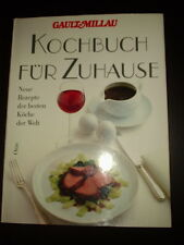 Kochbuch für Zuhause GaultMillau Gault-Millau