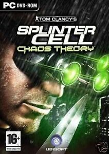 SPLINTER-CELL-CHAOS-THEORY-ENGLISH-PC-CLASSIC-GREAT-COMPUTER-DVD